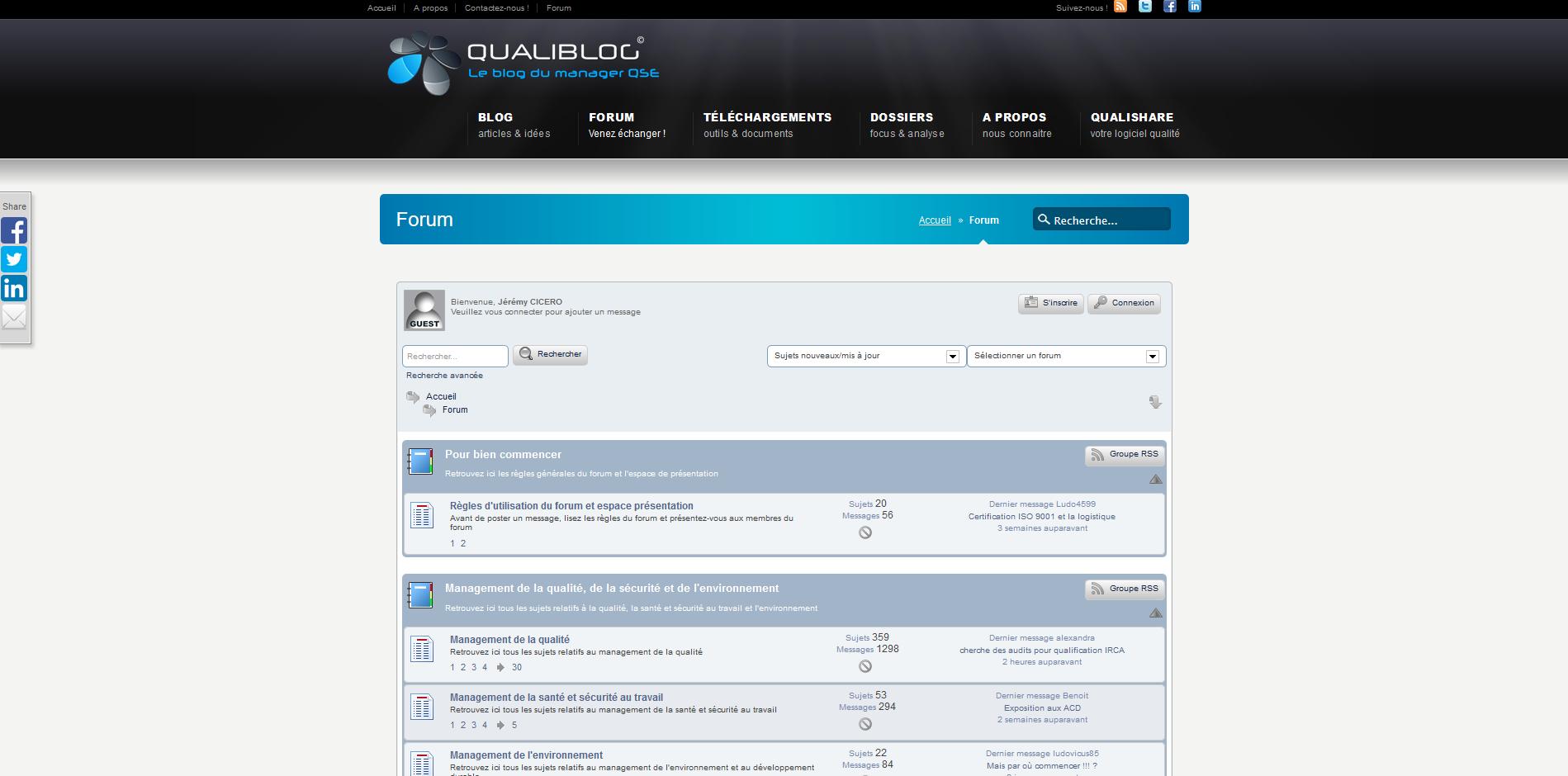 qualiblog